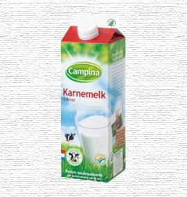 Campina Kkranemelk Buitendijk dagvers bv Tafellunch