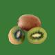 Kiwi's van Buitendijk Dagvers bv Rotterdam voor de Tafellunch