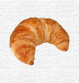 Roomboter croissant van Buitendijk Dagvers bv Rotterdam voor Tafellunch