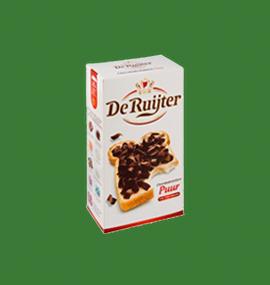 De Ruyter vlokken puur van Buitendijk Dagvers bv Rotterdam voor de Tafellunch