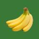 Bananen van Buitendijk Dagvers bv Rotterdam voor de Tafellunch