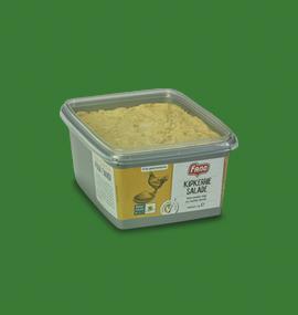 Kip- kerriesalade (100 gram)