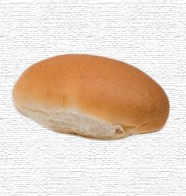 Wit puntbroodje, Buitendijk Dagvers bv Rotterdam voor Tafellunch