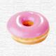 Donut glacé - Tafellunch