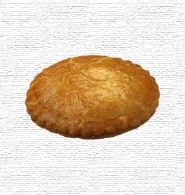 Gevulde koek: vers van de warme bakker - Tafellunch
